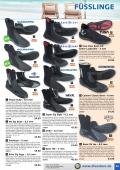 Fins, Footwear & Gloves Deep See Women's Size L-6 Black Echozip Boots 6.5 Mm New